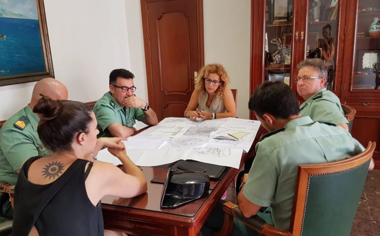 New Civil Guard barracks in Nerja discussed
