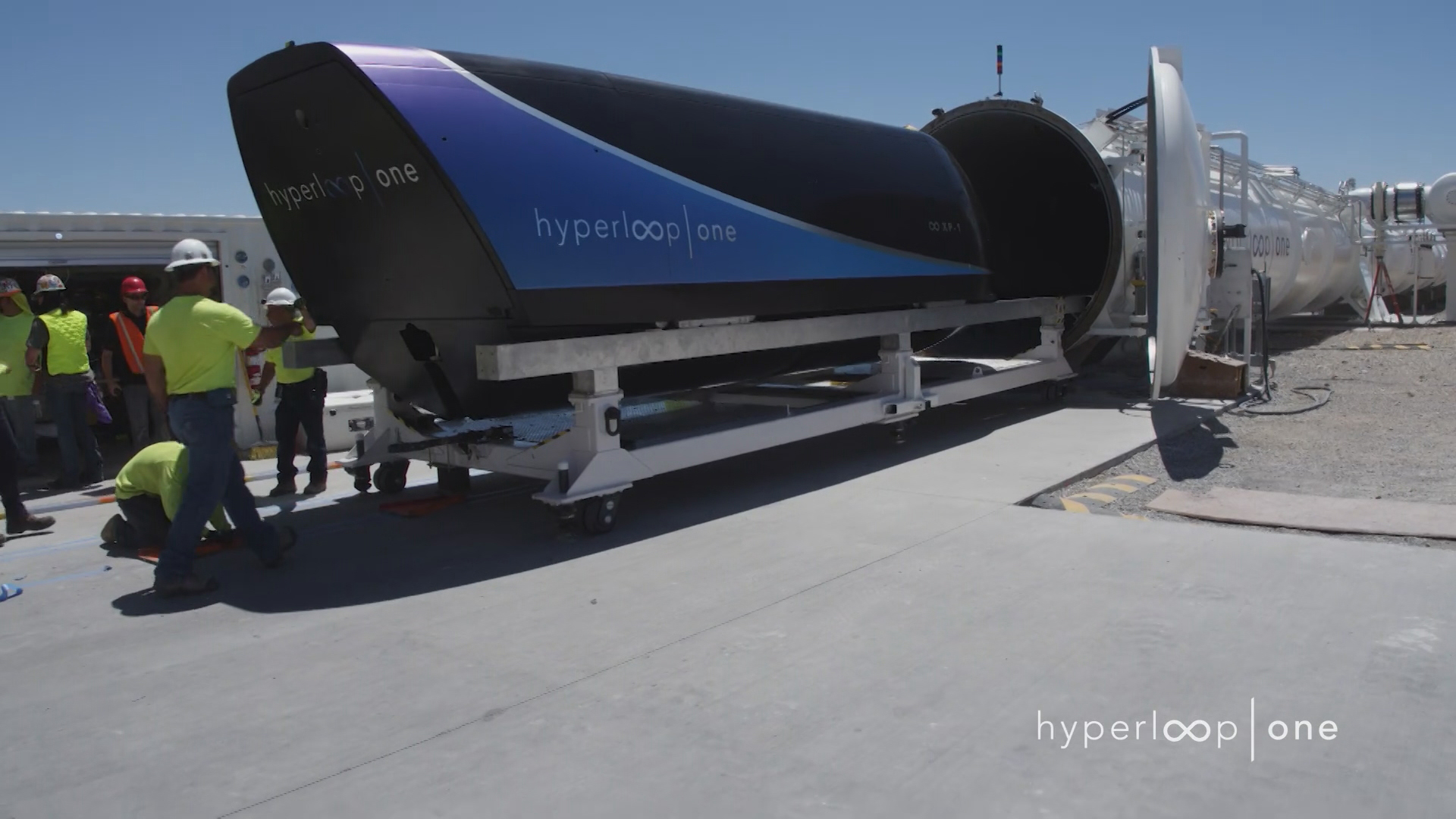 Virgin Hyperloop One test centre to open in Málaga
