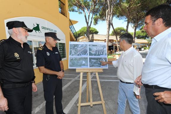 Marbella installs CCTV to monitor crime hotspots