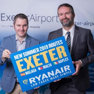 Ryanair-exeter-malaga