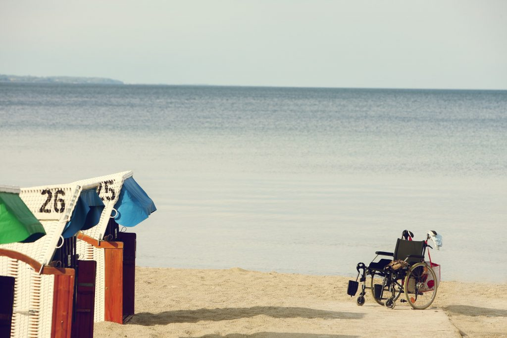 reduced mobility travel to Spain