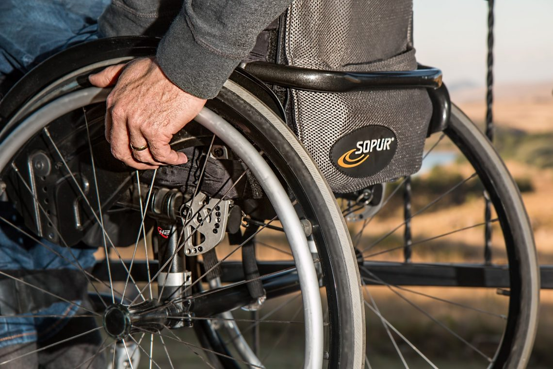 reduced mobility in spain