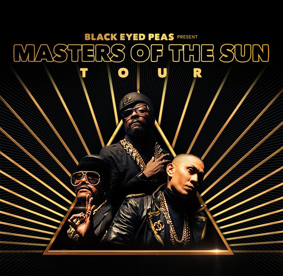 Black Eyed Peas Torre del Mar Malaga