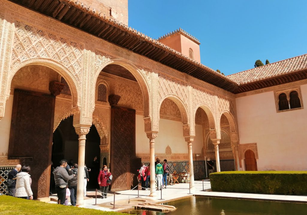 royal alhambra palace