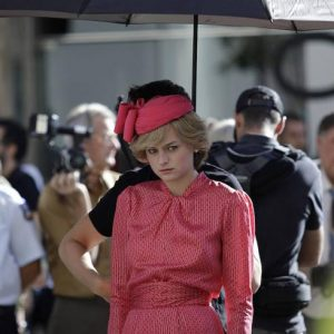 Princess Diana reigns in Malaga for Netflix hit series