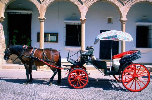 Historic Ronda Andalucia